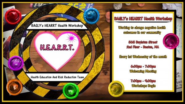 Join us for the HEARRT Workshop!
